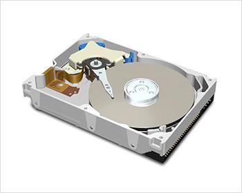 HDD部品の画像